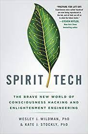 spirit tech book 4-week book study at UCOP